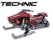 Put your skills to the test and build a snowmobile or bulldozer with this LEGO TECHNIC toy kit! We review it.