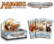 The future arrives early with the new Future Sight set for the Magic: The Gathering card game! Here's Gary's card game review.