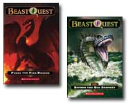 Tom's dreams of adventure come true when his quest to meet the king becomes an incredible Beast Quest and it's up to him to save the kingdom!