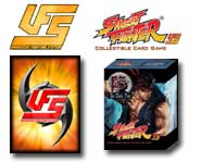 Bust heads with your fave video game fighters in the Street Fighter: The Dark Path expansion for the UFS card game!