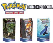 New Pokemon, new powers and more - we review the biggest Pokemon card game set in years, Pokemon Diamond and Pearl!