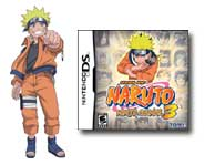 Lead Naruto and 26 of his ninja buddies on missions and multi- player battles in this new game for DS!