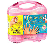 Get fabulous nails with Fantastic Fingers by Creativity for Kids!