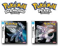 Capture the legendary Dialga and Palkia from Pokemon Diamond and Pearl with these Nintendo DS game cheats!