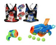 Blast away this summer with the new NERF Blasters toys. We review three of the new sets right here. Check it out!