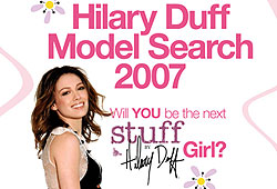 Think you have what it takes to be the next Stuff by Hilary Duff Girl?