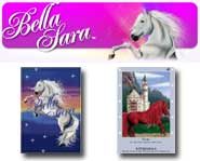 Collect a stable of online horses and cards with inspiring messages with Bella Sara trading cards. Here's Gary's review!