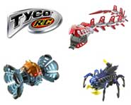 Unleash three new remote control critters with the N.S.E.C.T. Swarm toys! We review them here.