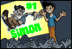 Simon blogs about the end of the school year in his free teen online journal.