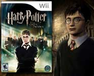 Explore Hogwarts, battle Voldemort and wave your Wiimote like a wand to cast spells in this new game from EA.