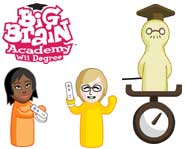 Get the most out of your Big Brain Academy Wii Degree gaming fun with these Wii game cheats!