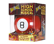 Let the peeps at High School Musical tell you your future with the HSM Magic 8 Ball.