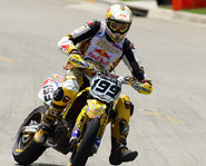 Travis Pastrana is one of motoross' brightest stars.
