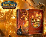 Tackle the powerful Firelord Ragnaros and his minions with your friends in the World of Warcraft card game! Here's Gary's game review.