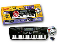 Teach yourself to play the piano with Piano Made Easy!