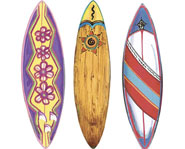 Kidzworld tells you what to look for when you buy a surfboard.