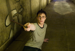 Daniel Radcliffe returns as Harry Potter in Harry Potter and the Order of the Phoenix.