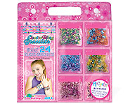 Make beaded bracelets with the Electro Bling Bracelets kit!