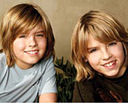 Dylan and Cole Sprouse star in The Suite Life of Zack and Cody.