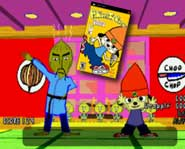 The rappin' PaRappa's Playstation game is going on the road with PaRappa the Rapper for PSP! Does this dog have game? Find out with Gary's review.