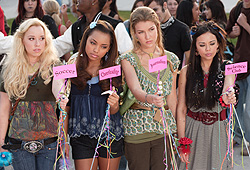 The Bratz dolls come to life in the new flick, Bratz: The Movie!