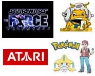 Get the news on the Pokemon World Championships, Atari's horse game, a Marvel board game and trailers Star Wars, Mario and Sonic.
