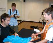 The Steve Nash Foundation benefits kids in Canada and Paraguay.