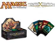 It's back to basics with the Tenth Edition of Magic: The Gathering. We review it and all the new features!