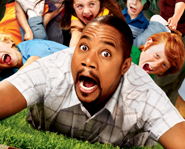 Cuba Gooding Jr. stars in Daddy Day Camp.