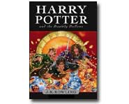JK Rowlings final Harry Potter novel has arrived and its the final showdown between the Boy Who Lived and Voldemort!