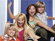 The Suite Life: Sweet Suite Victory DVD features three classic Suite Life episodes.