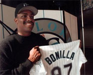 Former baseball star Bobby Bonilla is an example of an overpaid athlete.