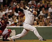 New York Yankees star Jason Giambi escaped punishment for his steroid use.