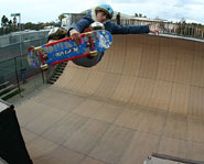Lyn-Z Adams Hawkins is one of the top female skateboarders in the world.