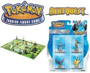 The new Pokemon Trading Figure Game lets you collect and battle with awesome Pokemon figures! We review it.