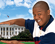 Kyle Massey plays Cory in the Disney show Cory in the House.