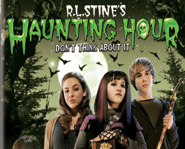 Emily Osment and Cody Linley of Hannah Montana star in The Haunting Hour: Don't Think About It.