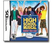 We review the moves and the tunes of the High School Musical: Makin the Cut! video game for DS!