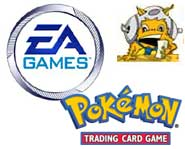 More Pokemon cards are coming, EA just threw a huge video game party, The Simpsons game is coming and games are healthy!