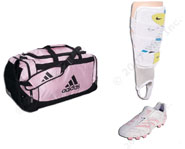 Kidzworld tells you what to look for when buying soccer equipment.