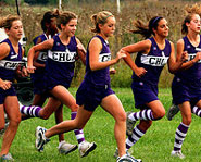 Cross country running improves your endurance and mental toughness.