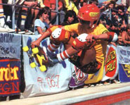 Alan Gelfand is credited as the skateboarder who invented the ollie.