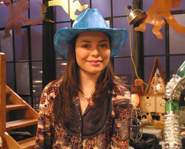 Drake and Josh's Miranda Cosgrove stars in iCarly.