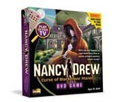 Discover the mysteries of the Curse of Blackmoor Manor in this Nancy Drew DVD game. Heres our review!