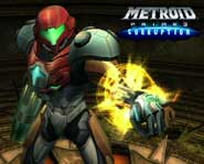Use these game cheats to get all the power-ups for Samus Aran in Metroid Prime 3: Corruption for the Nintendo Wii!