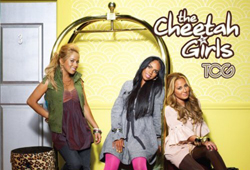 The Cheetah Girls' new album, TCG, hit shelves September 25, 2007.