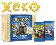 A new Xeko mission has arrived! We review saving the planet with a card game, plus the new eco-friendly stuffed critter!