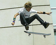 Pro skateboarder Ryan Sheckler stars in his own MTV reality show Life of Ryan.