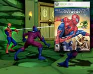 Spidey's teaming up with heroes and villains in this new game for PS2, Xbox 360 and Wii. Here's our Spider-Man game review!