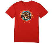 Grab this exclusive limited-edition Naked Brothers Band T-shirt from Lucky Brand Jeans!